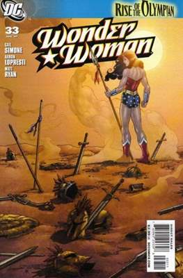 Wonder Woman Vol. 3 (2006-2011) (Comic Book) #33