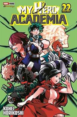 My Hero Academia (Rústica) #22