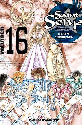 Saint Seiya. Los Caballeros del Zodíaco (Kanzenban) #16
