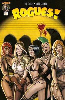 Rogues! (Grapa) #4