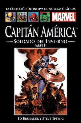 La Colección Definitiva de Novelas Gráficas Marvel #11