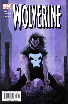 Wolverine (1988-2003) (Comic Book) #186