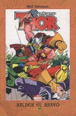 El Poderoso Thor de Walt Simonson. Best of Marvel Essentials (Cartoné 96-192 pp) #6