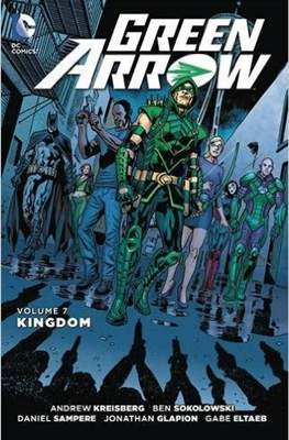 Green Arrow (2011-) New 52 (Rústica) #7