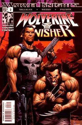 Marvel Knights: Wolverine & Punisher (Comic Book) #2