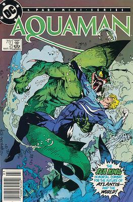 Aquaman Vol. 2 (1986) #2