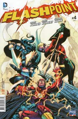 Flashpoint (Grapas) #4