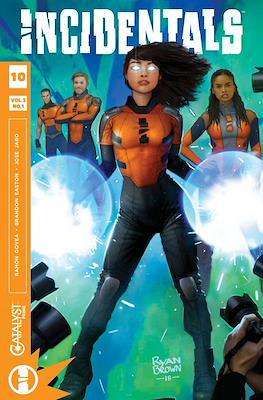 Incidentals (Comic book) #10