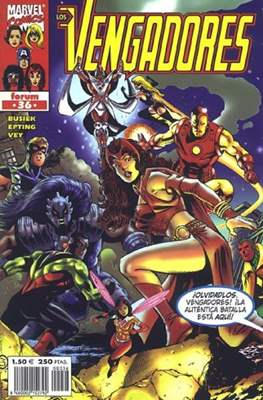 Los Vengadores vol. 3 (1998-2005) (Grapa. 17x26. 24 páginas. Color. (1998-2005).) #36