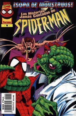 Las Historias Jamás Contadas de Spider-Man (1997-1999) (Grapa 24 páginas) #9