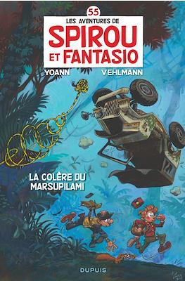 Les aventures de Spirou et Fantasio #55