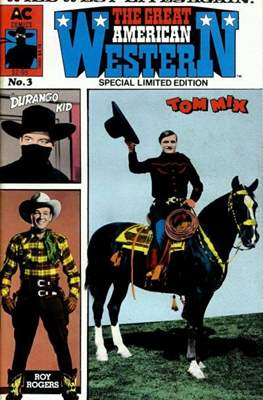 The Great American Western #3