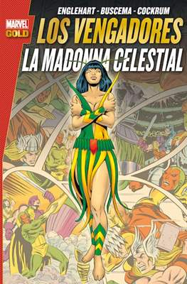 Los Vengadores. Marvel Gold (Rústica con solapas) #6