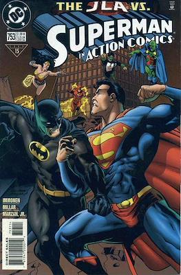 Action Comics Vol. 1 (1938-2011; 2016-) (Comic Book) #753