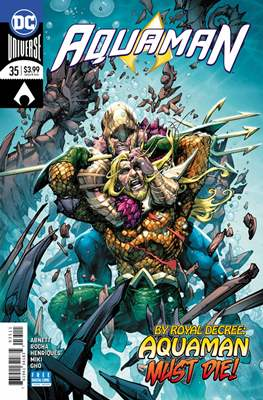 Aquaman Vol. 8 (2016-) (Comic Book) #35