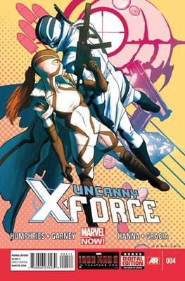Uncanny X-Force Vol. 2 (Comic Book) #4