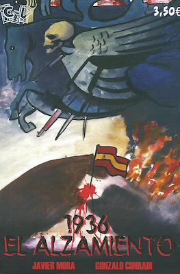 1936: El Alzamiento (Grapa) #1