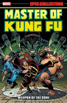 Master of Kung Fu: Epic Collection (Softcover, 480 pp) #1