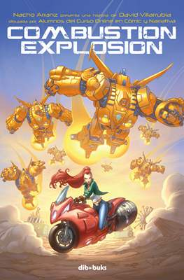 Combustión Explosión