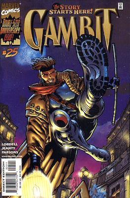 Gambit Vol. 3 (Comic-book) #25
