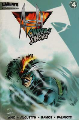 Ash: Cinder & Smoke (Comic Book) #4