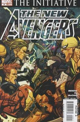 The New Avengers Vol. 1 (2005-2010) (Comic-Book) #29