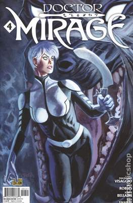 Doctor Mirage (2019- Variant Cover) #4.2
