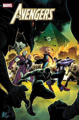 The Avengers Vol. 8 (2018-...) (Comic Book) #34