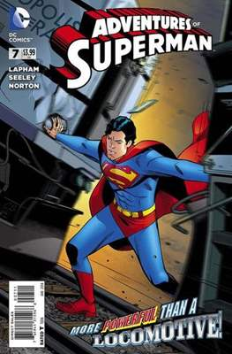 Adventures of Superman Vol. 2 (2013-2014) #7