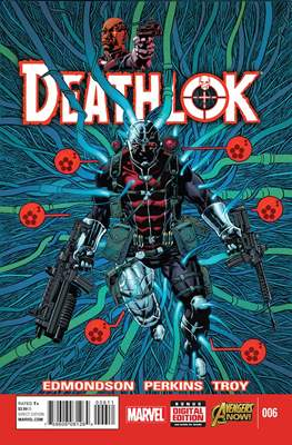 Deathlok Vol. 5 (Comic-Book / Digital) #6