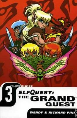 ElfQuest: The Grand Quest (Softcover) #3