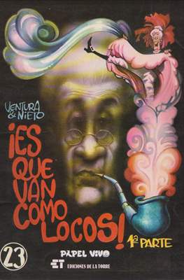 Colección Papel Vivo (Rústica 48-52 pp) #23