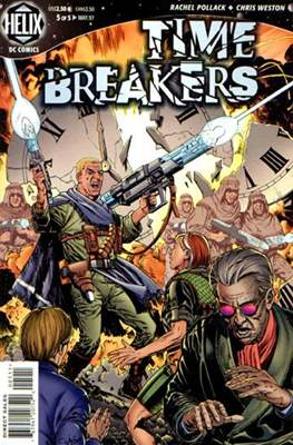 Time Breakers (1997) #5