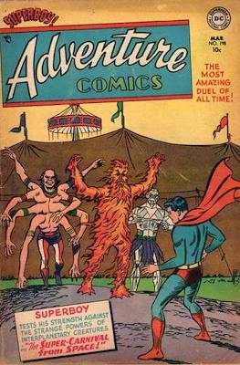New Comics / New Adventure Comics / Adventure Comics (1935-1983 ; 2009-2011) (Comic Book) #198