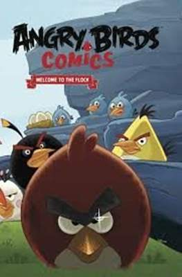 Angry Birds Comics (Cartoné) #1