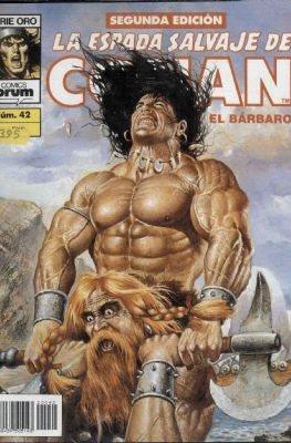 La Espada Salvaje de Conan Vol. 1. 2ª edición (Grapa. 64 páginas) #42