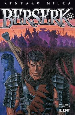 Berserk (Rústica con sobrecubierta) #23