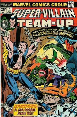 Super-Villain Team-Up (1975-1980) #2