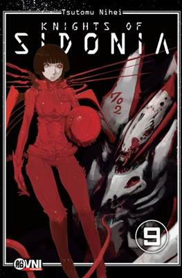 Knights of Sidonia (Rústica) #9
