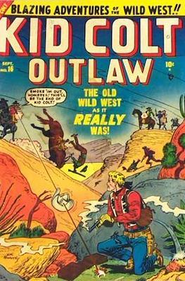 Kid Colt Outlaw Vol 1 #16