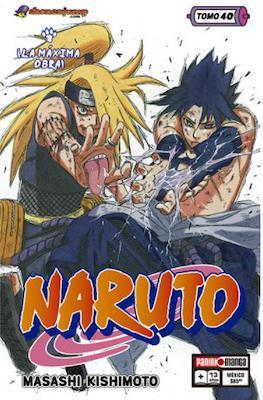 Naruto (Rústica) #40