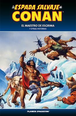 La Espada Salvaje de Conan (Cartoné 120 - 160 páginas.) #50