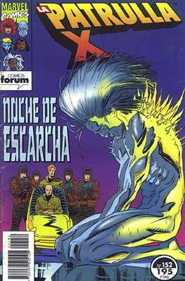 La Patrulla X Vol. 1 (1985-1995) #152