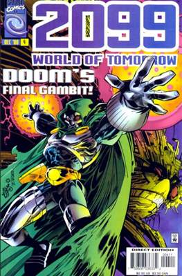 2099: World of Tomorrow Vol 1 #4