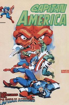 Capitán América (Grapa 40 pp) #4