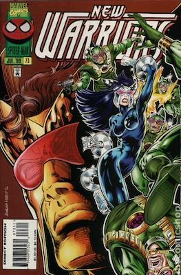 The New Warriors (Comic-Book) #73