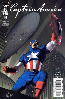 Captain America Vol. 4 (Comic Book) #18