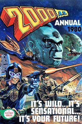 2000 AD Annual #3