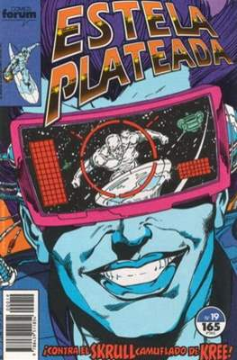 Estela Plateada Vol. 1 / Marvel Two-In-One: Estela Plateada & Quasar (1989-1991) (Grapa 32-64 pp) #19