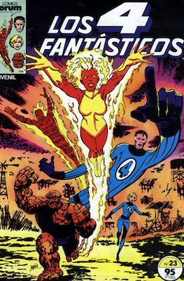 Los 4 Fantásticos Vol. 1 (1983-1994) (Grapa 36-32-24 pp) #23